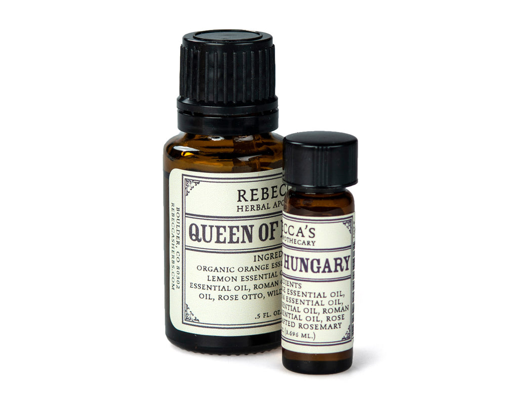 Queen of Hungary Essential Oil Blend