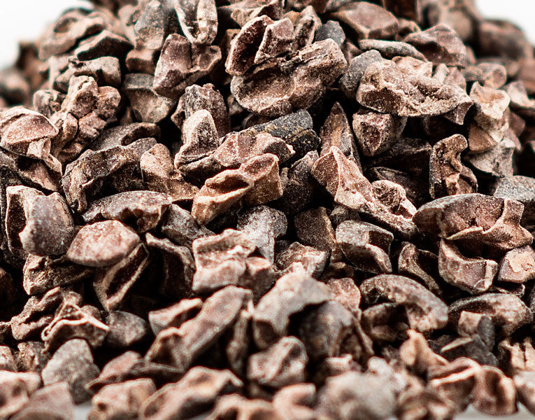 Cacao Nibs, Roasted