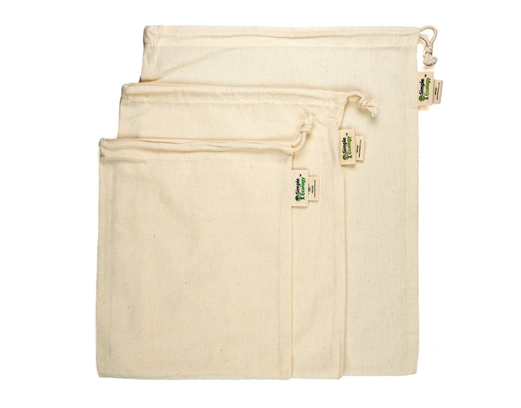 Reusable Muslin Straining Bags