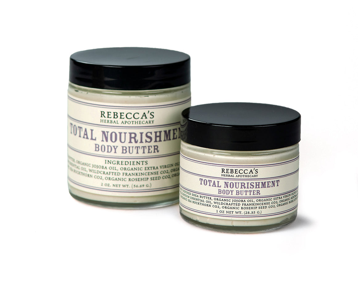 Total Nourishment Body Butter