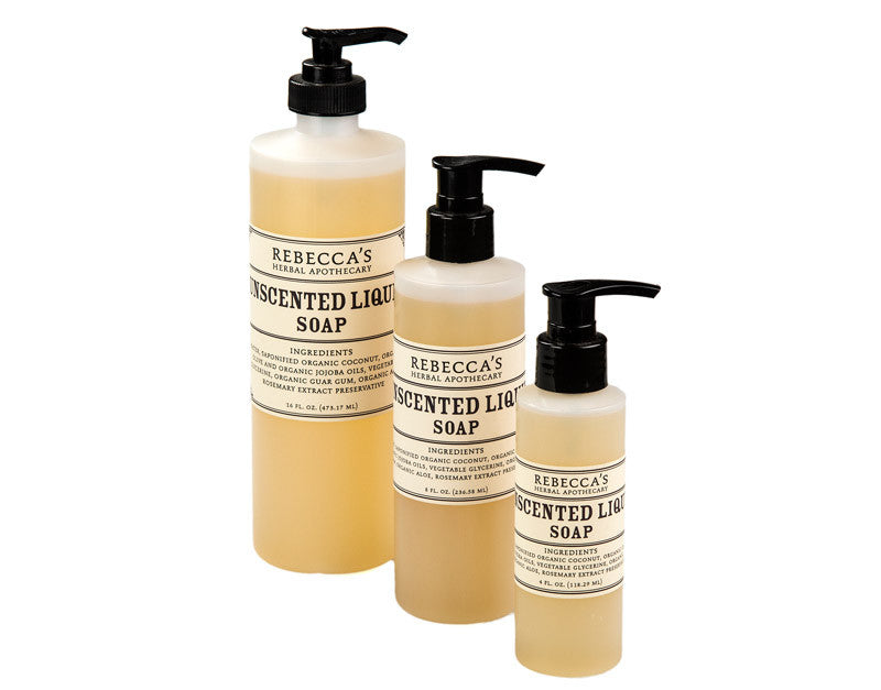 Bulk Unscented Liquid Soap