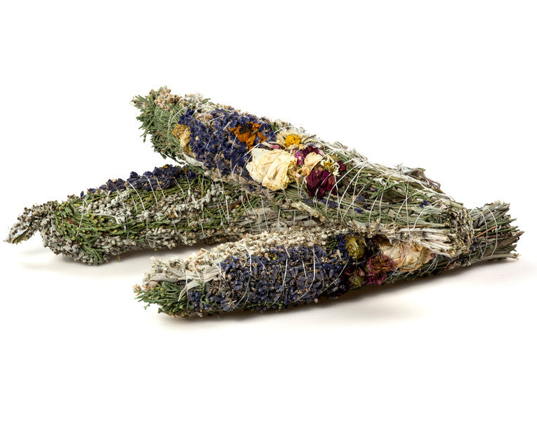 Artemesia Medley Smudge Stick