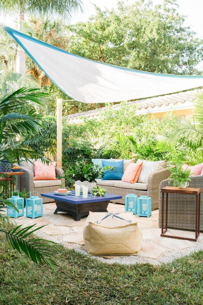 Summer Isnt Over Yet! Garden And Balcony Decoration Tips