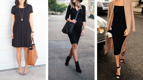 BLACK DRESS OPTIONS