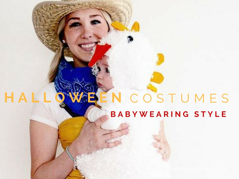 Halloween Babywearing Costume Ideas