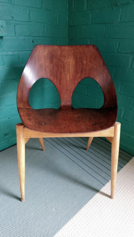 "Iconic ""Jason"" Chair By Carl Jacobs For Kandya"