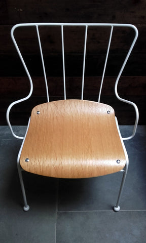 Iconic Mid-century Antelope Chair by Ernest Race for The Festival Of Britain (1951)
