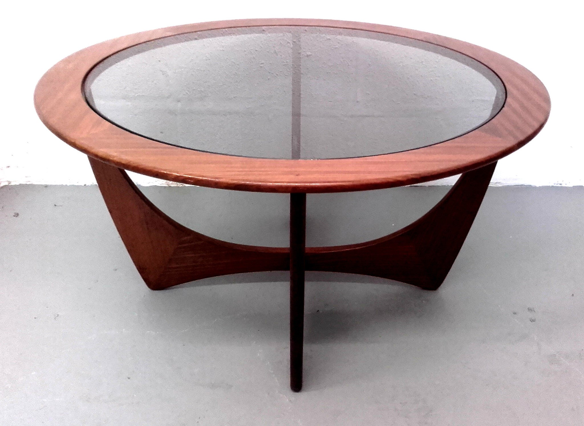 Iconic g plan astro teak and smoked glass coffee table whittaker iconic g plan astro teak and smoked glass coffee table geotapseo Choice Image