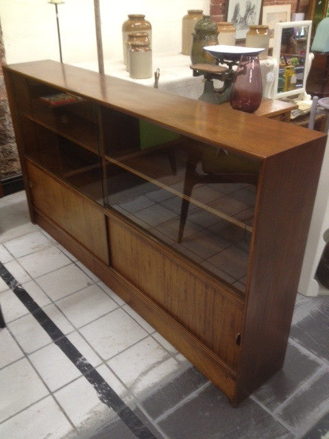 1950s Herbert E Gibb Long Bookcase