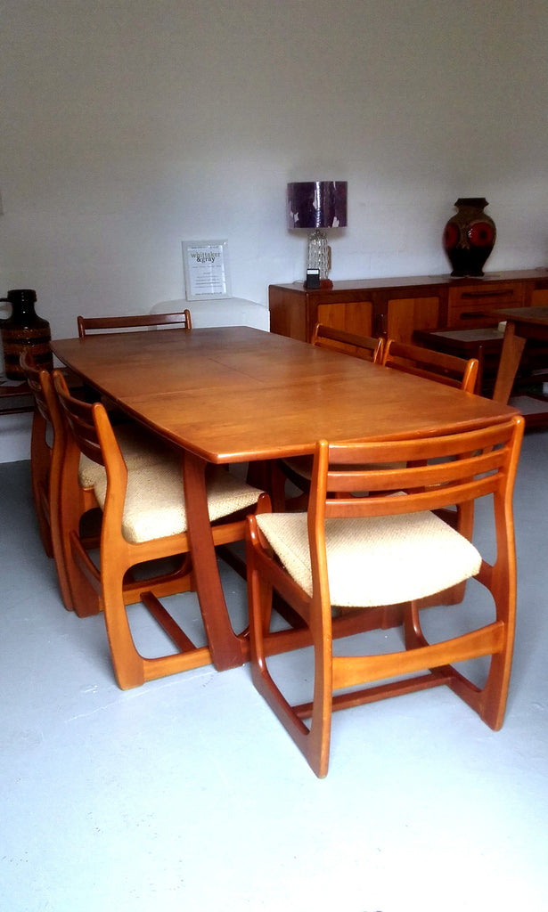 Beautiful Portwood Dining Suite in Teak