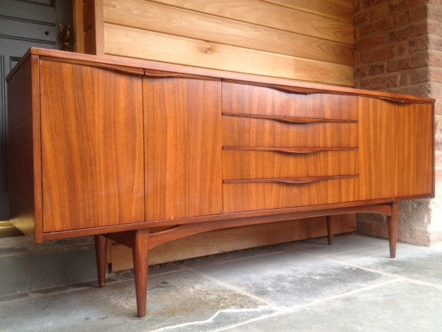 1960s Style Furniture elegant royal heritage furniture rosewood mid-century sideboard