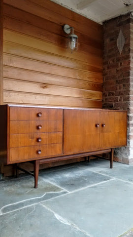 Meredew Sideboard With Lovely Beveled Edge Detailing