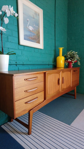 Elegant Low Sideboard By Stonehill Furniture