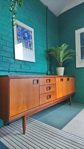 Beautiful Sideboard By William Lawrence Of Nottingham