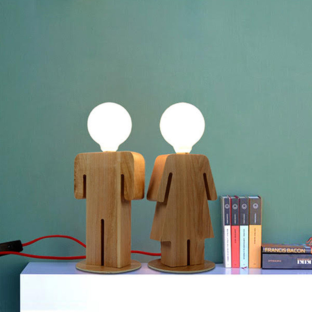 Boy Table Lamp – UBERCOOL
