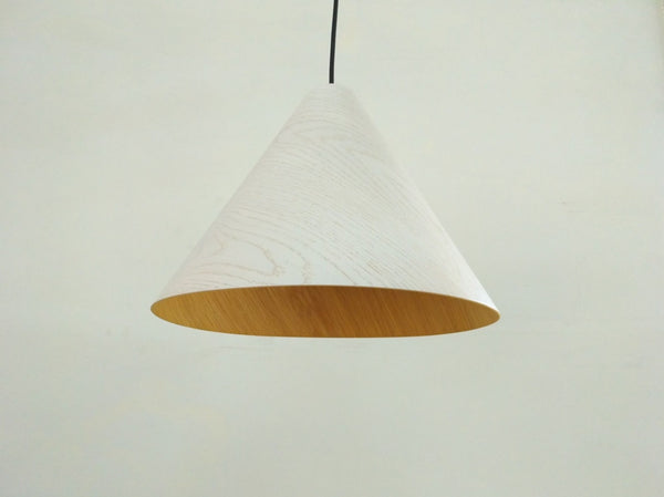 Basswood White pendant