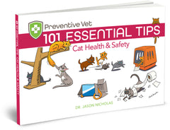 MWI Distinct Advantage: Box of 60 Cat Books (Health & Safety Edition 2), pre-discounted 60% off