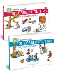 101 Essential Tips Combo – Health & Safety for both cat and dog