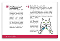 Box Cat Books (Health & Safety) - QTY 30 or 50, pre-discounted 50% off for veterinarians