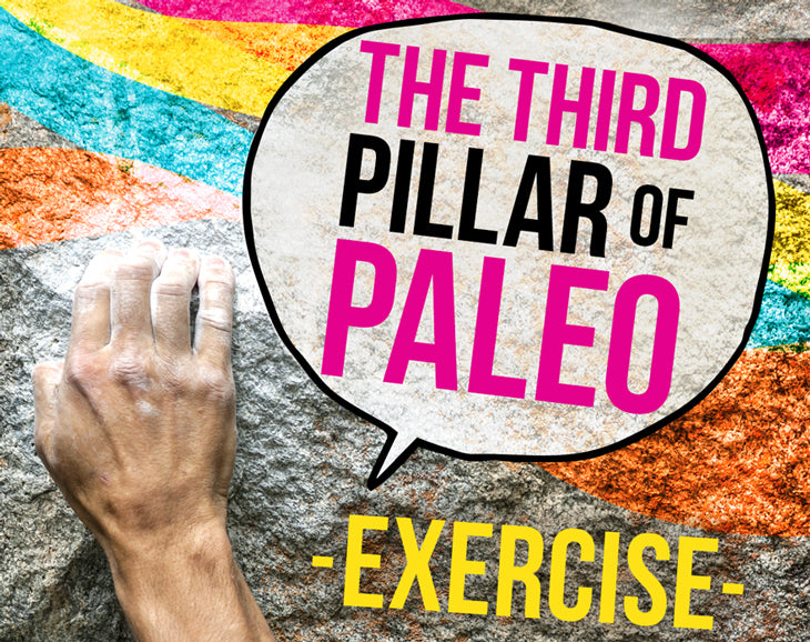 Seven Pillars of Paleo: Exercise