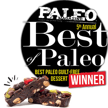 Best of Paleo 2016, Best Paleo Guilt Free Dessert