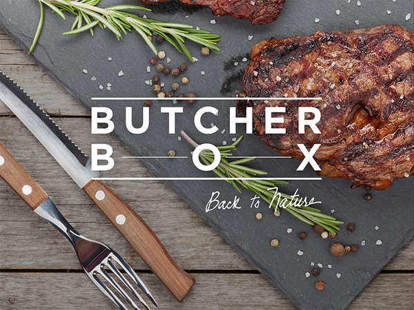 Butcher Box: Meat delivered to your door