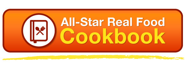 All Star Real Food Cookbook - Button Link
