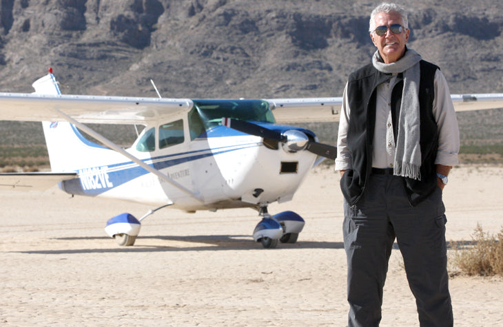 Bob Gannon, World Flying Adventure