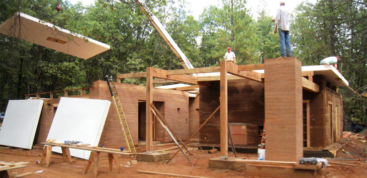 David Easton, Rammed Earth Master
