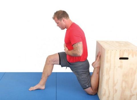 Kelly Starret Couch Stretch Hip Flexor