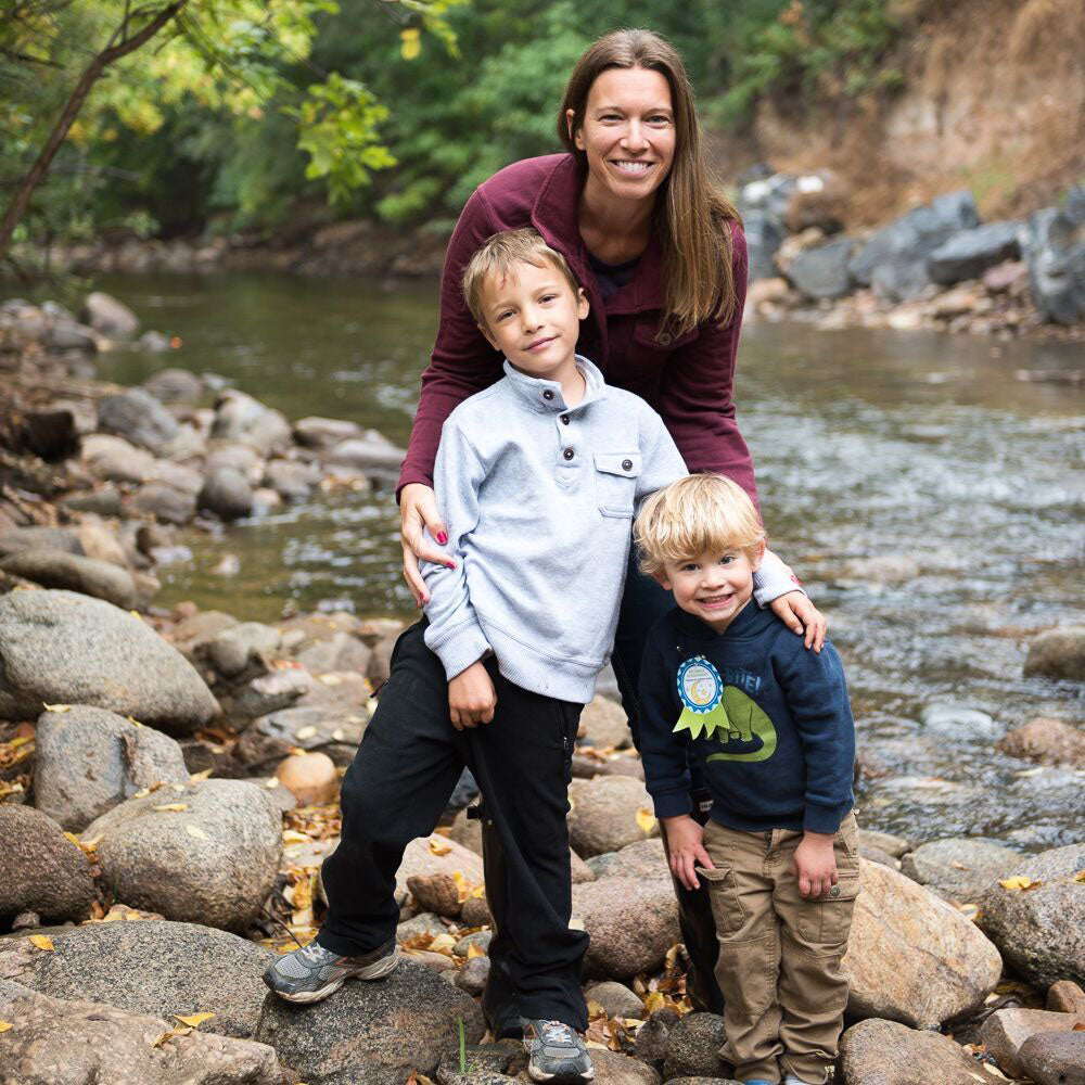 Michele Spring, Thriving on Paleo and family