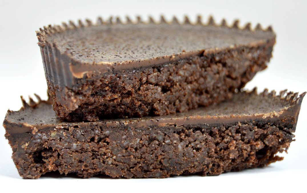 The Rocket, an espresso brownie that's Paleo