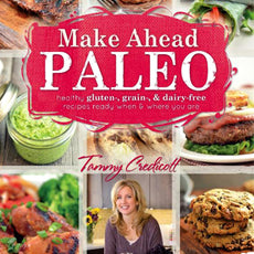LEARN TO PREP: MAKE AHEAD PALEO BOOK REVIEW