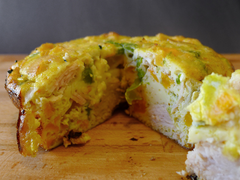 One of our favorite paleo breakfast recipes, made!