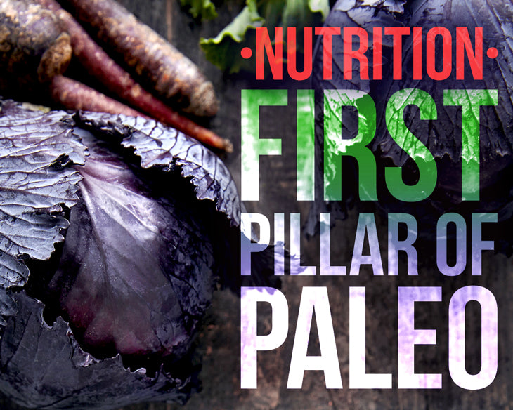 The First Pillar of Paleo: Nutrition