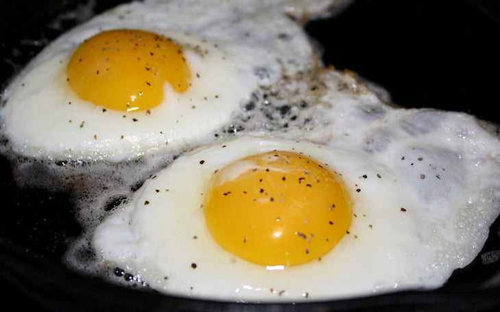 Eggs and egg yolks are back in vogue, this time for helping prevent osteoporosis.