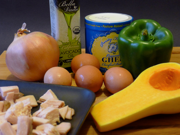 paleo breakfast ingredients