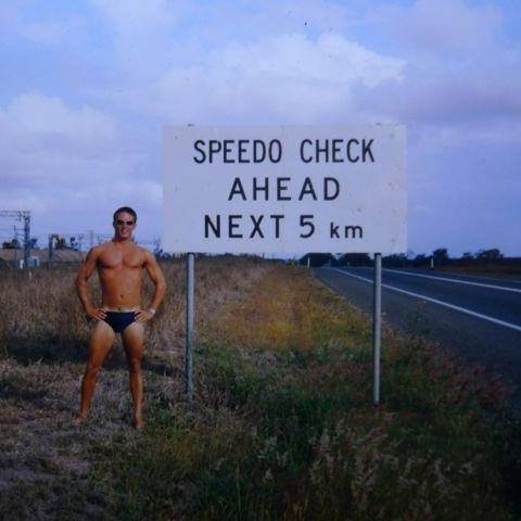Speedo check, Nik