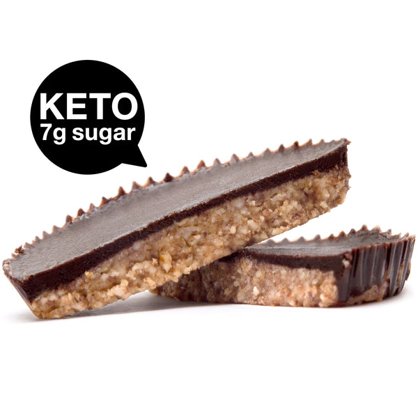 The Bandito By Paleo Treats Is A Keto Version Of Peanut Butter Chocolate Cup Except