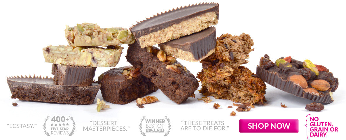 Paleo Treats - The best paleo desserts in the world