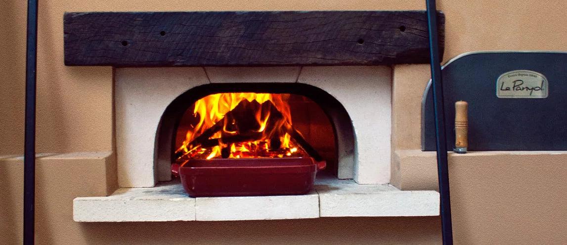 Le Panyol wood-fired ovens