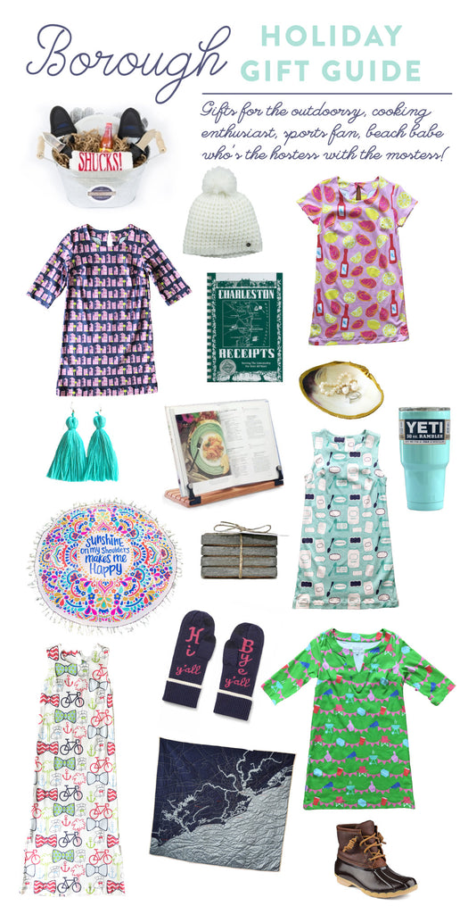 Borough 2016 Southern Holiday Gift Guide