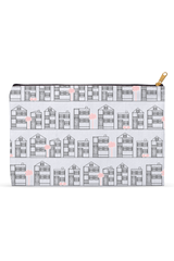 Black Collection- Houses Accessory Pouches
