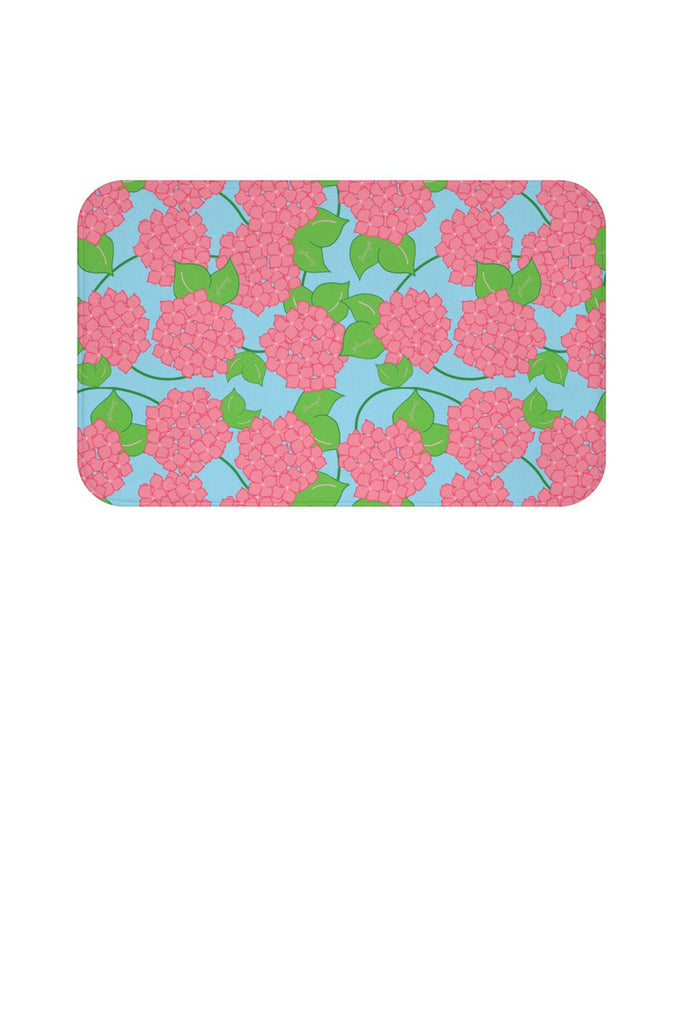Bath Mat- Borough Blooms