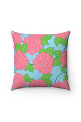 Throw Pillow- Borough Blooms