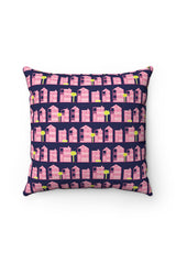 Throw Pillow- House Hunting