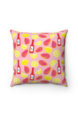 Throw Pillow- Oyster Roast