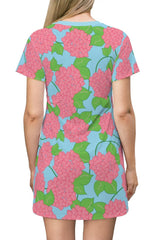 Borough Blooms Radcliffeborough T-shirt Dress