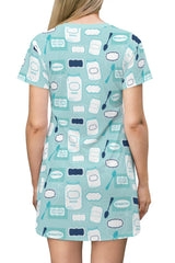 I Think I Can Radcliffeborough T-Shirt Dress