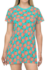 Just Peachy Radcliffeborough T-Shirt Dress